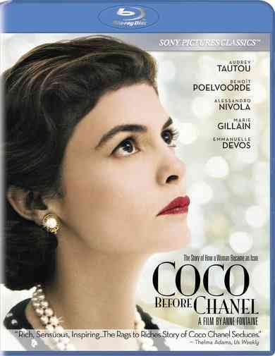 COCO BEFORE CHANEL BY TAUTOU,AUDREY (Blu-Ray)